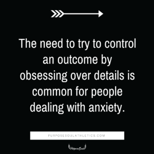 Athlete Anxiety and the Need to Control Outcomes